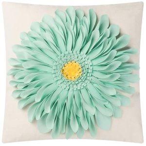3D Sunflower Handmade Throw Pillow Cases